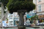 Fontaine de la Place Caramy