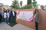Inauguration du Square Jules Bianchi - 9 mai 2019