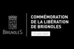 Commémoration de la libération de Brignoles
