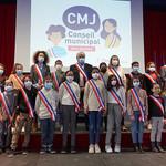 Installation du Conseil Municipal des Jeunes