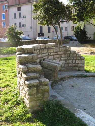 Fontaine du Jardin de Charles Gaou