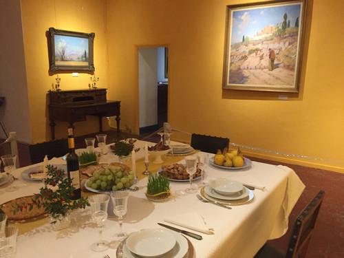 Présentation de la table calendale