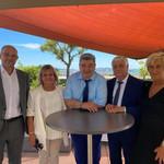 Le maire, Didier Brémond élu vice-président du Conseil Départemental