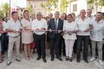 Inauguration du Jardin Charles - 10 août 2019