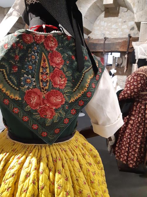 Mannequin de l'exposition