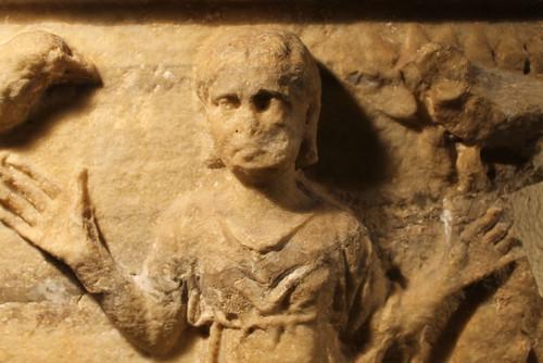 Sarcophage de la Gayolle (IIIe siècle)