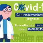 COVID : ouverture d'un centre de vaccination à Brignoles