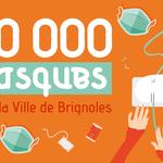 40 000 masques pour Brignoles : inscrivez-vous