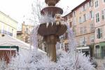 Décorations de Noël dans les rues de Brignoles