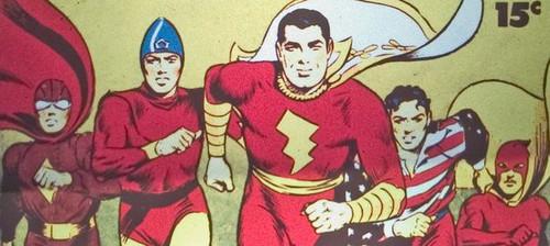 Héros de comics