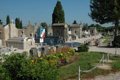 Le cimetière de Brignoles