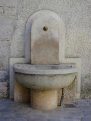 Fontaine de la Chapelle des Augustins