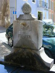 Fontaine du Félibre