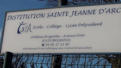 Institution Sainte Jeanne d'Arc