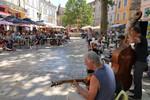 Musique en terrasse - Djangology Quartet - Samedi 17 juin