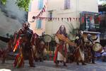 Micro trottoir pendant les Médiévales