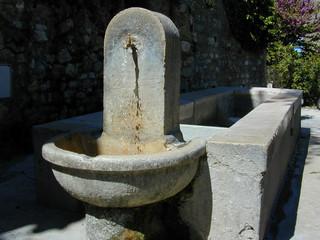 Fontaine Place des Meuniers